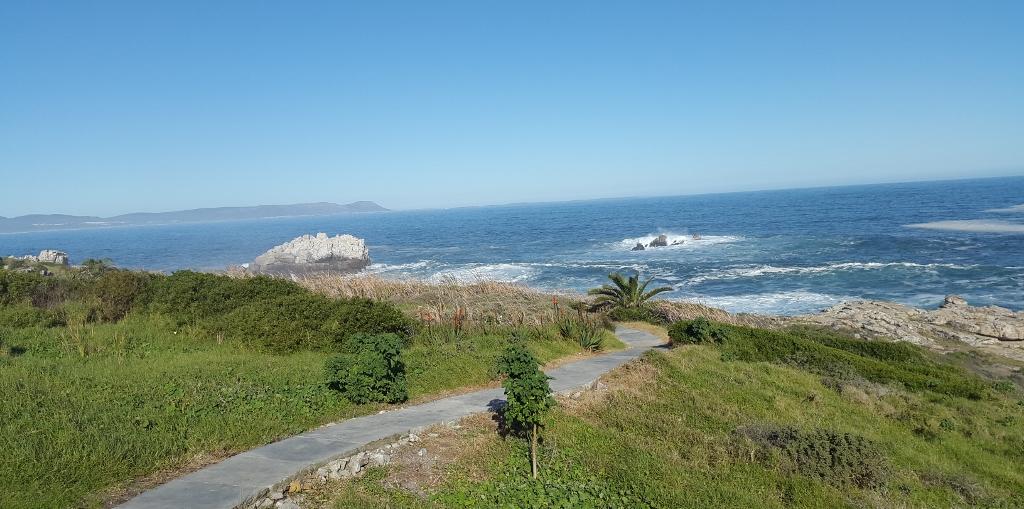 Walk along the Cliff Path