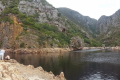 Fun times at Drie Damme at Fernkloof Nature Reserve Hermanus