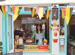 Belgian Waffles , Burgers and Beers