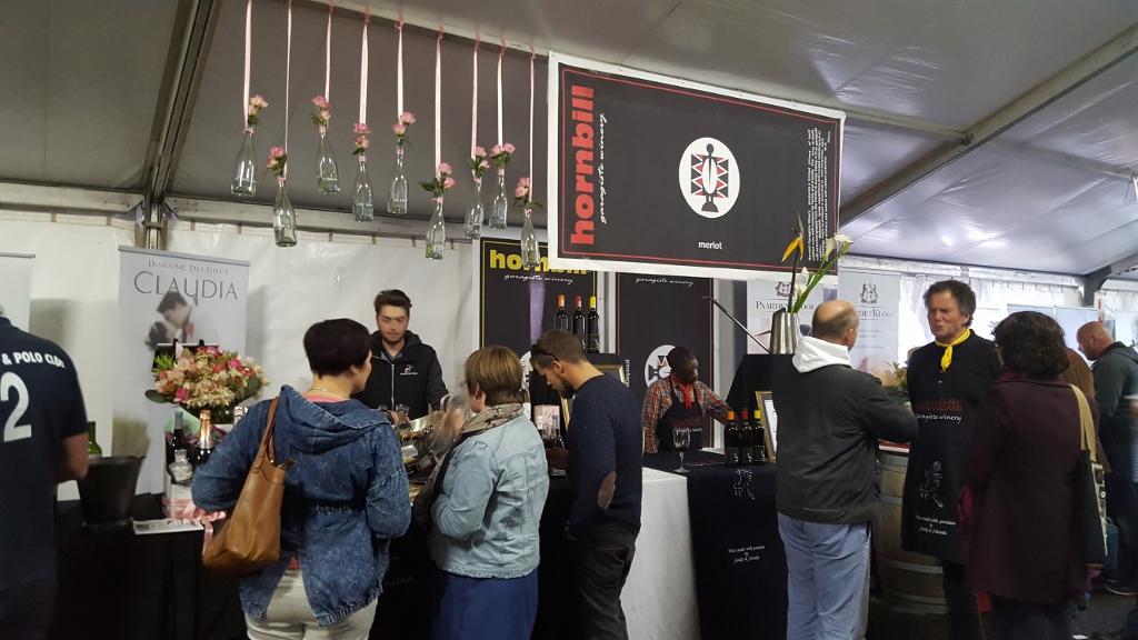 Hornbill Garagiste Winery