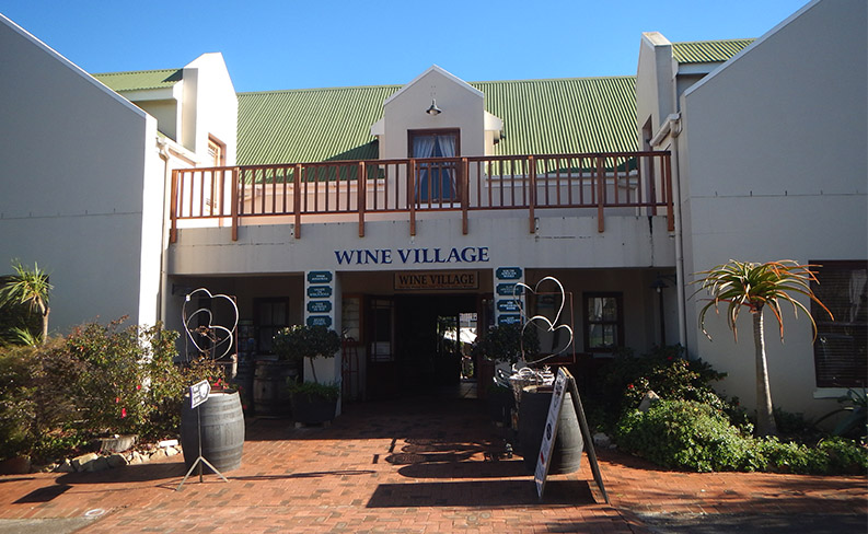 The Wine Village