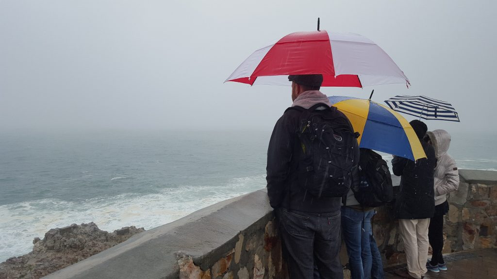 A rainy day in Hermanus